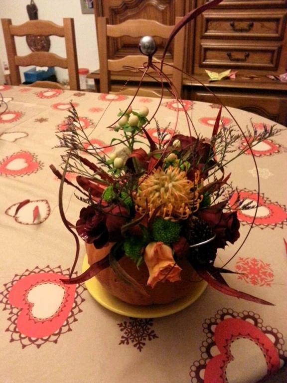 SHO Art floral 10 novembre 2016