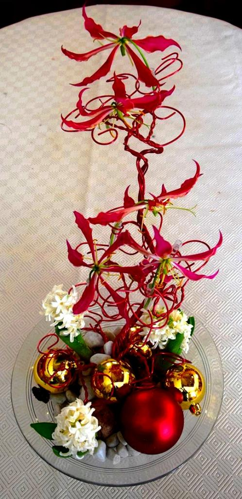 Album Art floral
