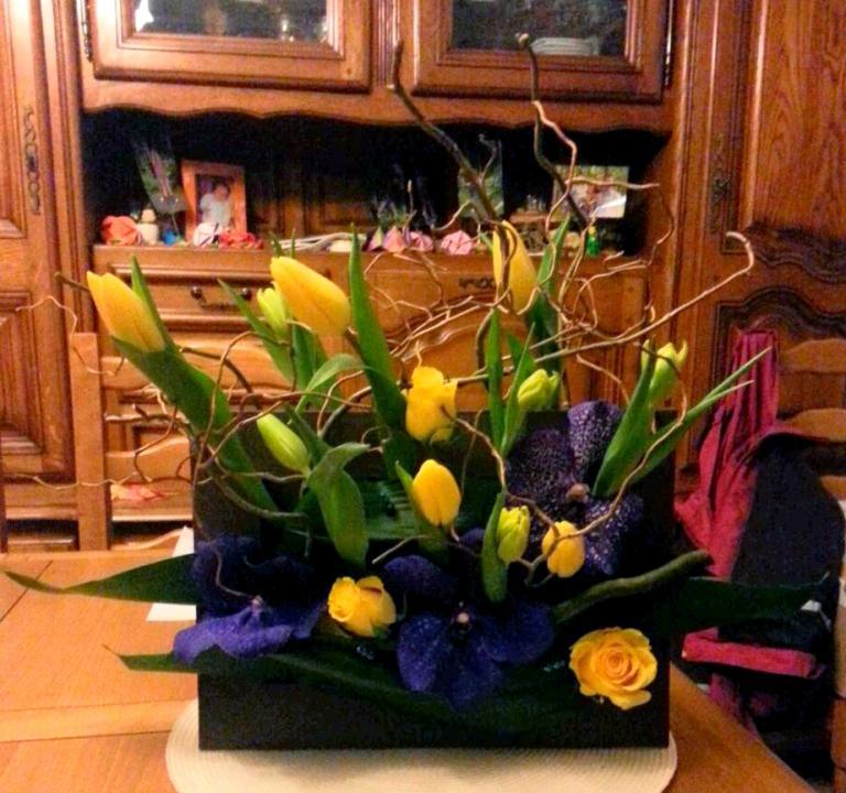 SHO Art floral Février 2016
