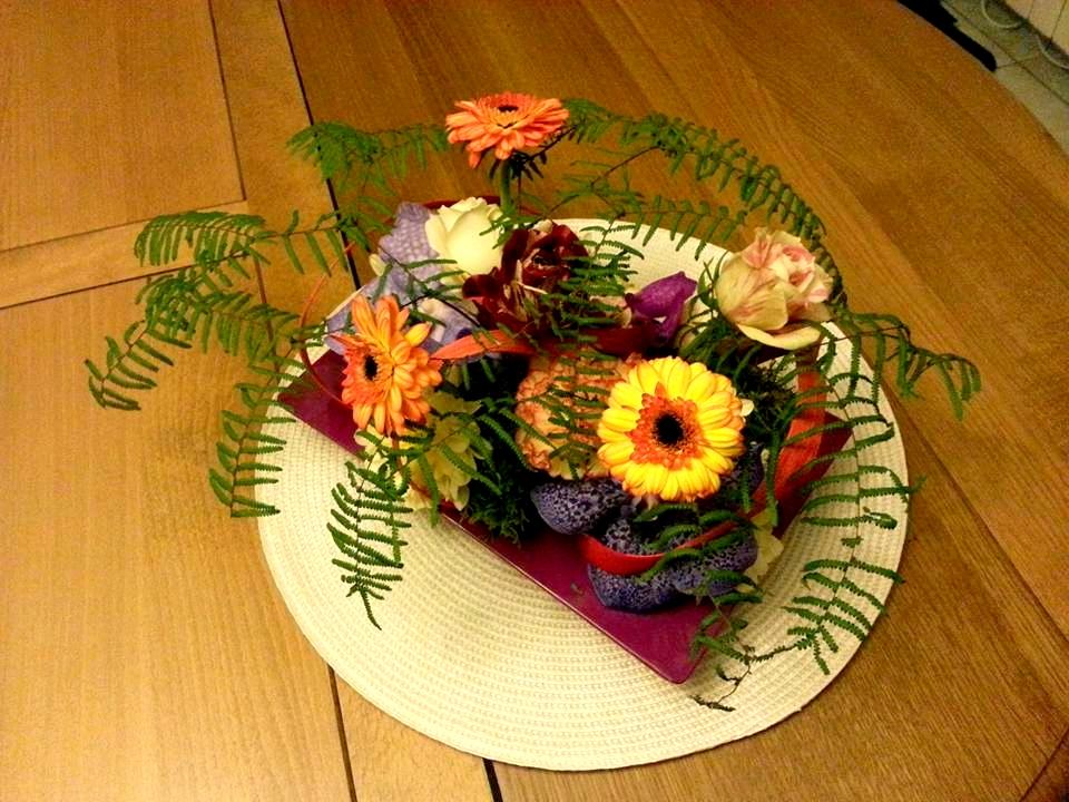 SHO Art floral Janvier 2016