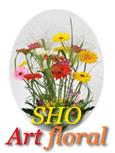 Logo Art floral